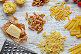 The different types of pasta and how to use them