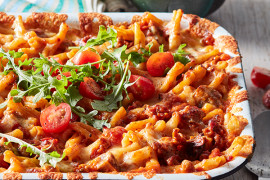 how to make a better pasta bake