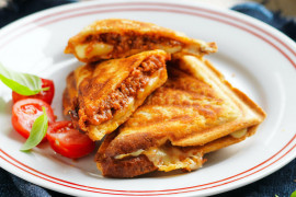 Grilled Cheese Day recipes
