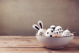 Easter egg decorating ideas that don't involve dye