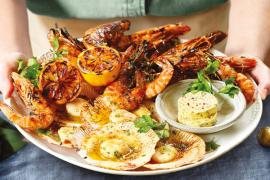 Christmas Seafood Menu Plan & Recipes
