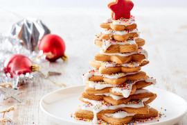 How make gingerbread cookie icing