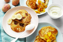 Pancakes for everyday and pancake Tuesday