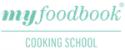 myfoodbook Cooking School Logo