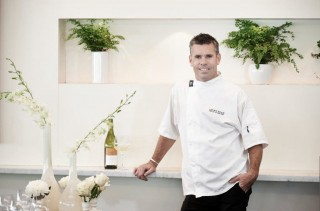Dany Angove - Head Chef at Leeuwin Estate