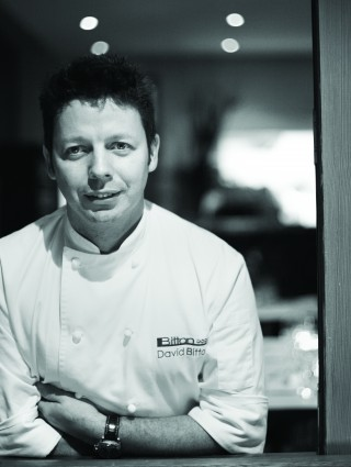 David Bitton, renown Australian/French chef and author