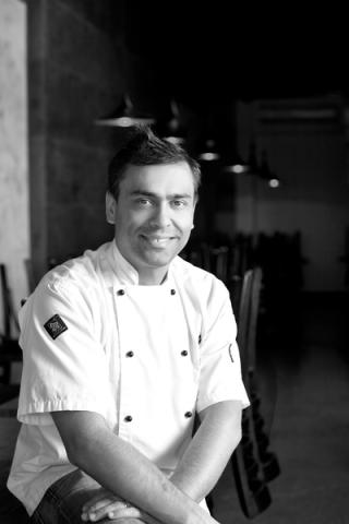 Johnny Di Francesco pizza chef