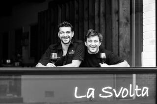 Valerio Calabro & Giuessepe 'Pino' Russo