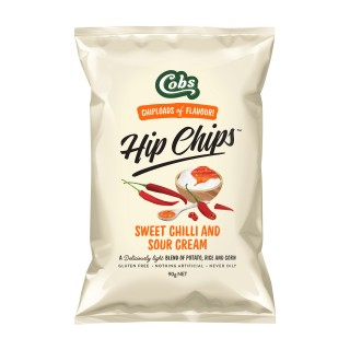 Cobs Sweet Chilli and Sour Cream Hip Chips