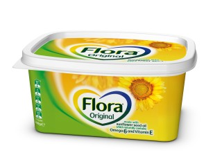 Flora Original Spread is fantastic for spreading, cooking and using in baking.