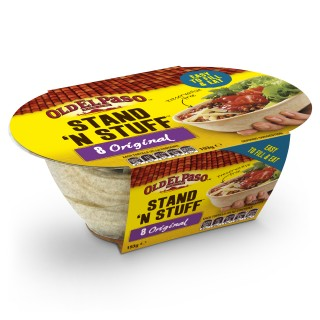 Old El Paso™ Stand N' Stuff™ Tortillas