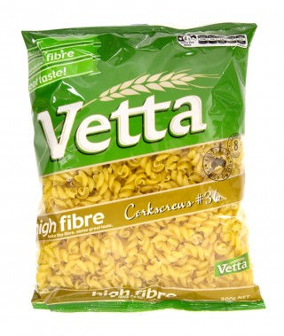 Vetta High Fibre Corkscrews