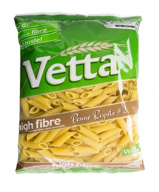 Vetta High Fibre penne is perfect for creating pasta bake recipes