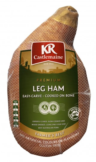 KR Castlemaine® Easy Cut Leg Ham