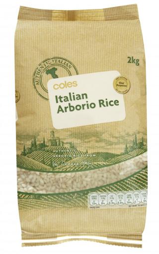Coles Arborio Rice