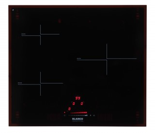 3 ZONE SLIDE CONTROL INDUCTION COOKTOP