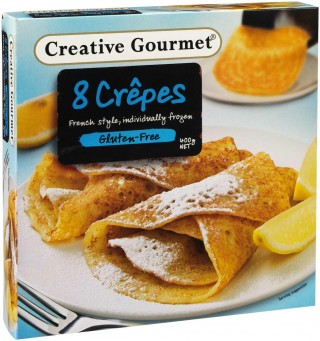 Creative Gourmet French Style Crepes
