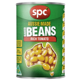 Rich Tomato Baked Beans