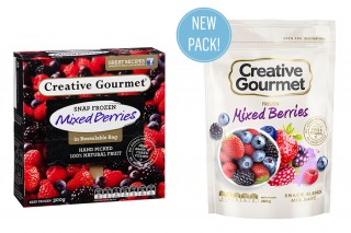 Creative Gourmet Mixed Berries