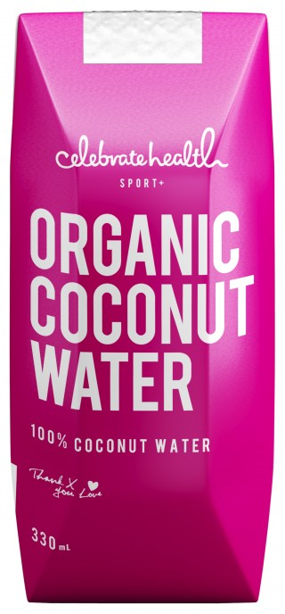 Celebrate Health Organic Coconut Water