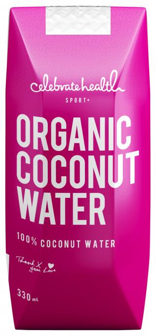 Celebrate Health Organic Coconut Water