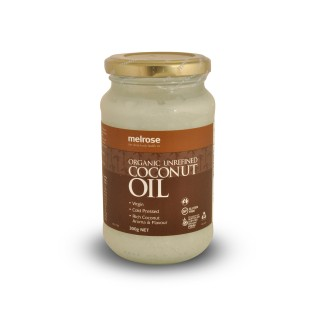 Melrose Organic Unrefined Coconut Oil