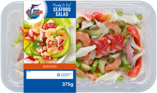 De Costi Ready-to-Eat Seafood salad
