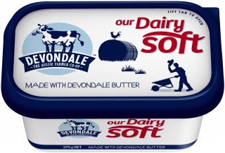 Devondale Soft Dairy Spread