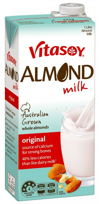 Vitasoy Almond Milk Original
