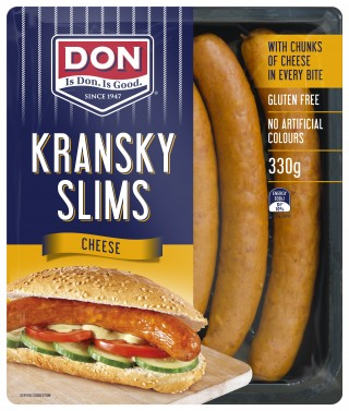 DON Kransky Cheese Slims