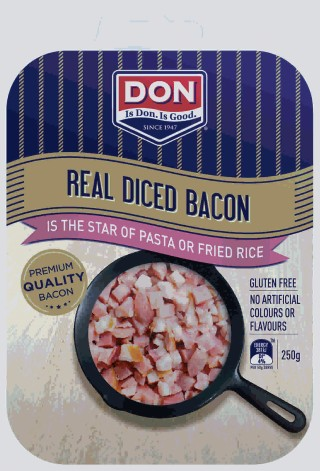 don Smallgoods - Diced Bacon great for fried rice and pastas