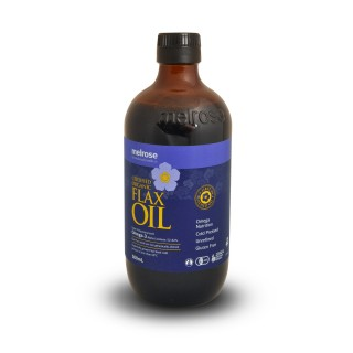Melrose Organic Flaxseed Oil