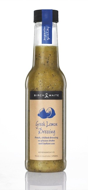 Birch & Waite Greek Lemon Dressing