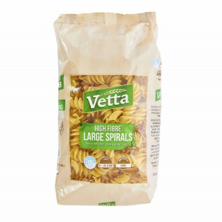 Vetta High Fibre Large Spirals