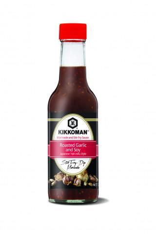 Kikkoman Roasted Garlic and Soy Marinade and Stir Fry Sauce