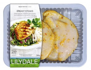 Lilydale Free Range Breast Steaks