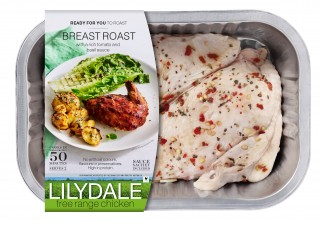Lilydale Breast Roast with Rich Tomato and Basil