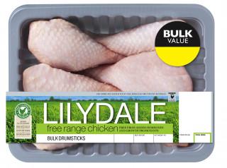 Lilydale Free Range Chicken Drumsticks