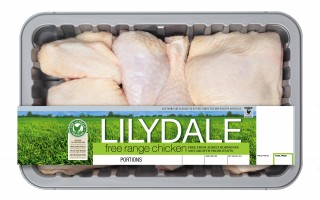 Lilydale Free Range Chicken Portions