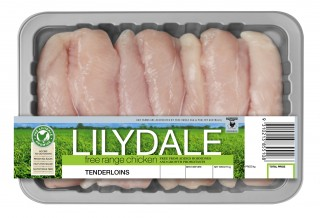 Lilydale Free Range Chicken Tenderloins