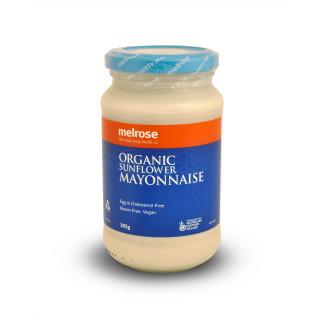 Melrose Organic Sunflower Mayonnaise