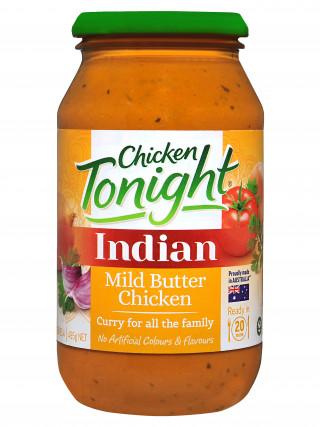 Chicken Tonight Butter Chicken Simmer Sauce