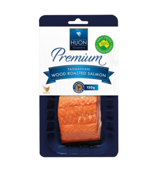 Huon Wood Smoked Salmon
