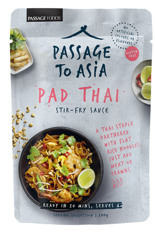 Passage to Asia Pad Thai Stir-Fry Sauce