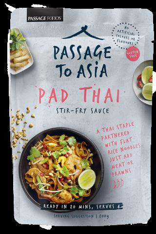 Passage to Asia Pad Thai Stir-Fry Sauce