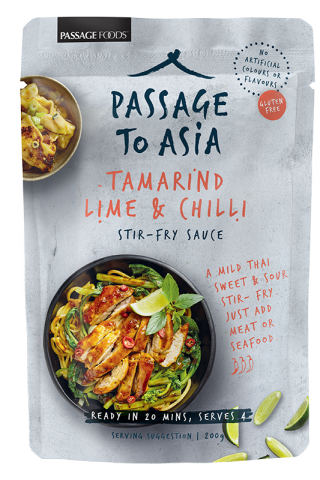 Passage to Asia Tamarind Lime & Chilli sauce