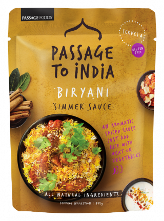 Passage to India Biryani