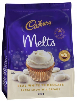 Cadbury Melts - White Chocolate