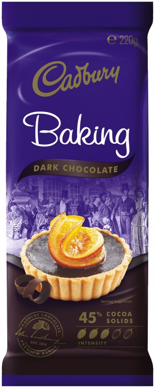 Cadbury Baking Block - Dark Chocolate