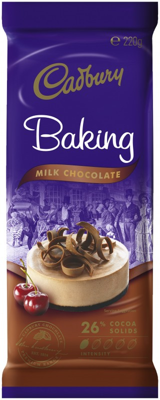 Cadbury Baking Block - Milk Chocolate